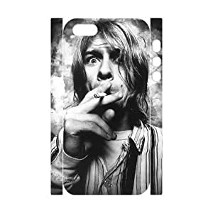 DIY 3D Cover Case for iPhone 5,iPhone 5s w/ Nirvana image at Hmh-xase (style 1) BY shenglong