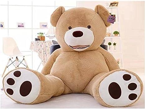 Amazon.co.jp: ぬいぐるみ 特大 くま/テディベア 可愛い熊 動物 ...