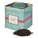 Fortnum & Mason British Tea, Afternoon Blend, 250g Loose English Tea in a Gift Tin Caddy (1 Pack) - Seller Model Id Lcaffl098b - USA Stock
