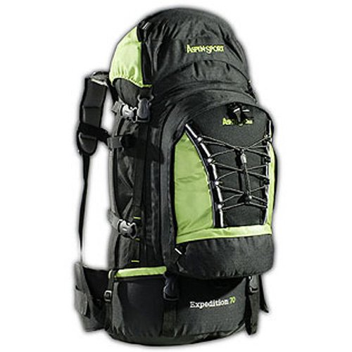 79 opinioni per AspenSport- Zaino da trekking Expedition, 70 litri