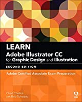 Learn Adobe Illustrator CC for Graphic Design and Illustration, 2nd Edition Front Cover