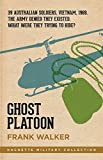 Front cover for the book Ghost Platoon by Frank Walker
