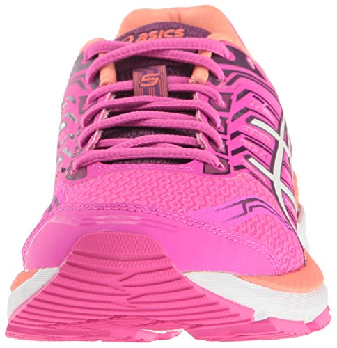Pink White 2000 Gt Shoe Asics Purple 5 Dark Running Glow Women's pY1wcqxC7