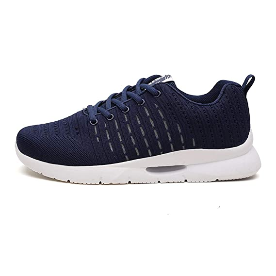 Darringls_Zapatos de hombre,Zapatillas Deporte Hombre Cordones Air Cushion Zapatos para Correr Athletic Running Sports Sneakers: Amazon.es: Ropa y ...
