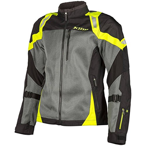 Klim Induction Men's Street Motorcycle Jackets - Hi-Vis/X-Large ()