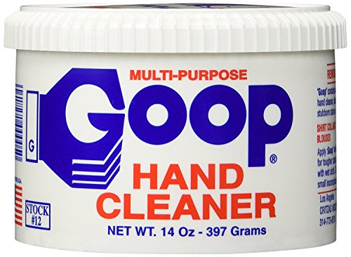 Goop Hand Cleaner and