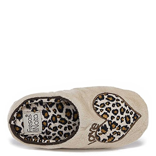 Conguitos Zapatilla de Casa - Zapatillas de casa Niñas Beige