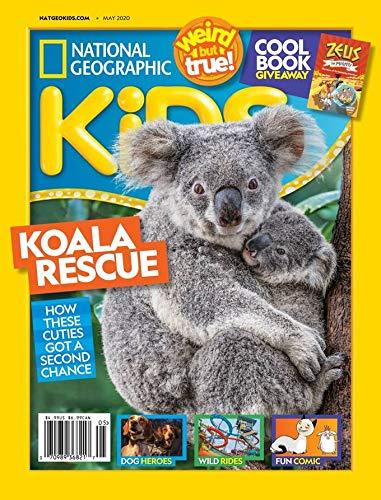 National Geographic Kids Print