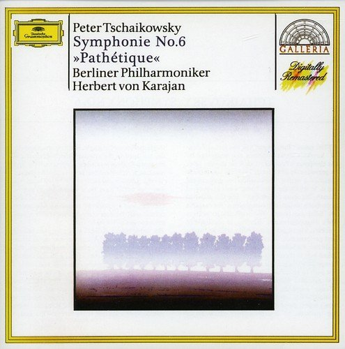 CD : Berlin Philharmonic Orchestra - Symphony 6 Pathetique (CD)