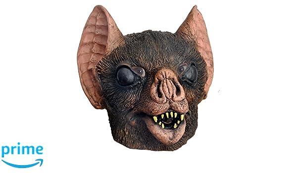 Ciao nbsp;- Murciélago - Máscara del horror fabricada en látex: Amazon.es: Juguetes y juegos