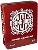 quest boardgame - Drunk Quest Tin Packaging Board Game (6 Player)