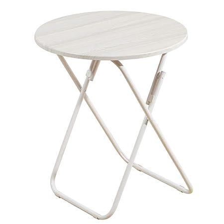 A-Fort Table Mesa Plegable portátil para el hogar, Mesa de Comedor ...