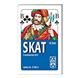 Ravensburger 27002 6'French Picture' Skat Card Game with Folding Carton