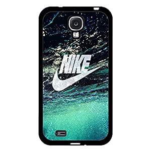 Fashionable Nike Phone Case For Samsung Galaxy S4 I9500 Crystal Nike Pattern