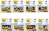 Despicable Me Minions Movie Micro Mini Playsets Complete Bundle of 8 sets- 24 Mini Figures