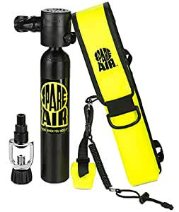 Spare Air Mini Scuba Tank Regulator Dive Kit 3 0 Cf