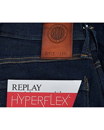 Fit Anbass REPLAY Slim Jeans Raw Hyperflex q8E4c6E