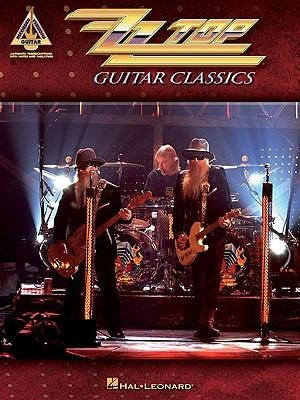[(ZZ Top: Guitar Classics )] [Author: ZZ Top] [May-2009] pdf