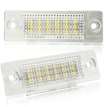 LED Kennzeichenbeleuchtung Canbus Module mit E-Zulassung V-030609