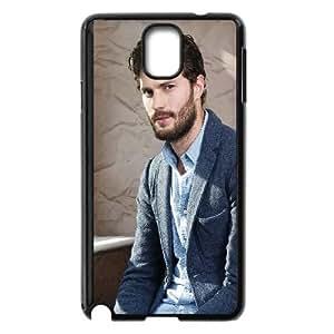 Jamie Dornan Samsung Galaxy Note 3 Cell Phone Case Black wsnz