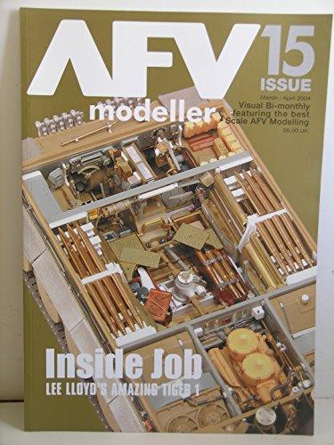 AFV Modeller Magazine---Issue # 15 (Modeller Magazine)