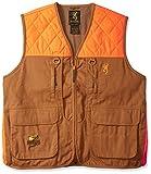Kyпить Browning Pheasants Forever Vest, Khaki/Blaze, Large на Amazon.com