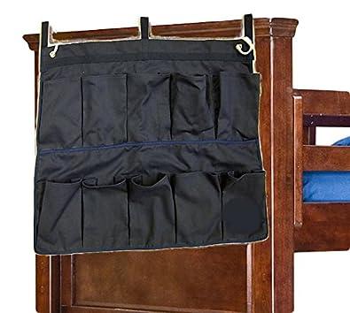 Amazon.com: GILBINu0027S College Dorm Room Hanging End Of Bed Shoe Bag: Shoes Part 76