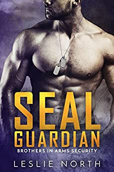 SEAL Guardian (Brothers In Arms Book 3) by [North, Leslie]