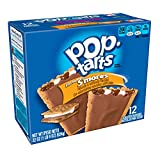 Pop-Tarts Breakfast Toaster Pastries, Frosted S'mores Flavored, 22 oz