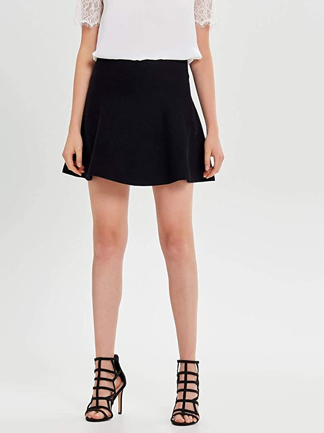 ONLY Damen Onlnew Dallas Skirt Ex KNT Rock