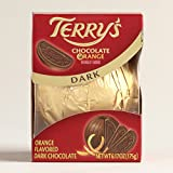Terry's Dark Chocolate Orange Ball, 6.17 ounce Boxes (2 pack)