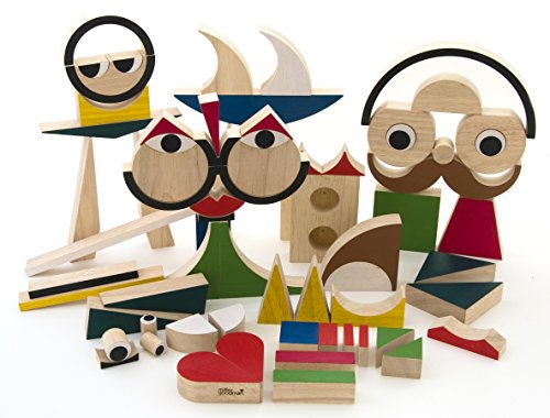 Miller Goodman PlayShapes Building Blocks by Miller Goodman