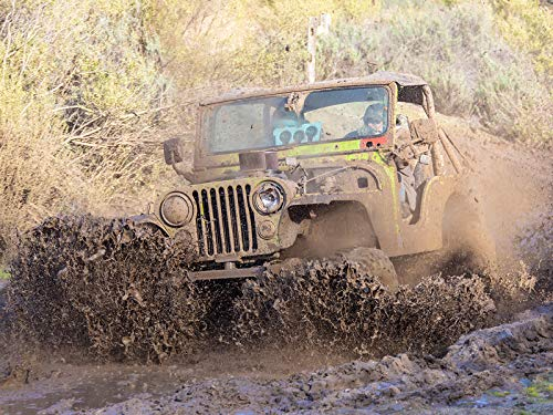 Jeep Thrills: Meet the BJ-5! ()