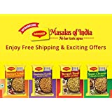 Maggi masala noodles with four new exciting flavours (pack of 8)