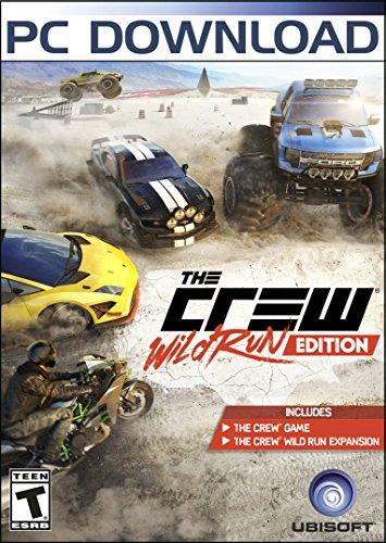 (The Crew Wild Run Edition [Online Game Code])