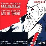 Sergey Prokofiev: Ivan the Terrible - Concert Scenario - Neeme Jarvi / The Philharmonia by unknown (1992-10-28)