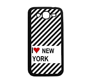 "Love Heart New York Samsung Galaxy Mega 5.8 Mega 5.8"" i9150 Case - Fits Samsung Galaxy Mega 5.8 Mega 5.8"" i9150"