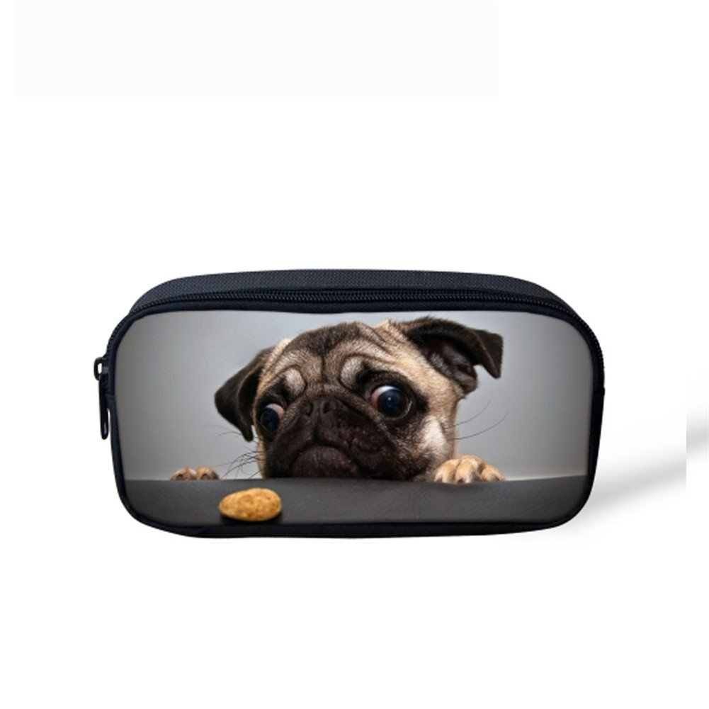 全国総量無料で dogintheholeパグ犬ペンケースメイクアップジッパーバギーバッグストレージ財布ポーチ pug1 B0797SQQZX B0797SQQZX pug1, e-palette by やまね寝装:87ba6188 --- irlandskayaliteratura.org