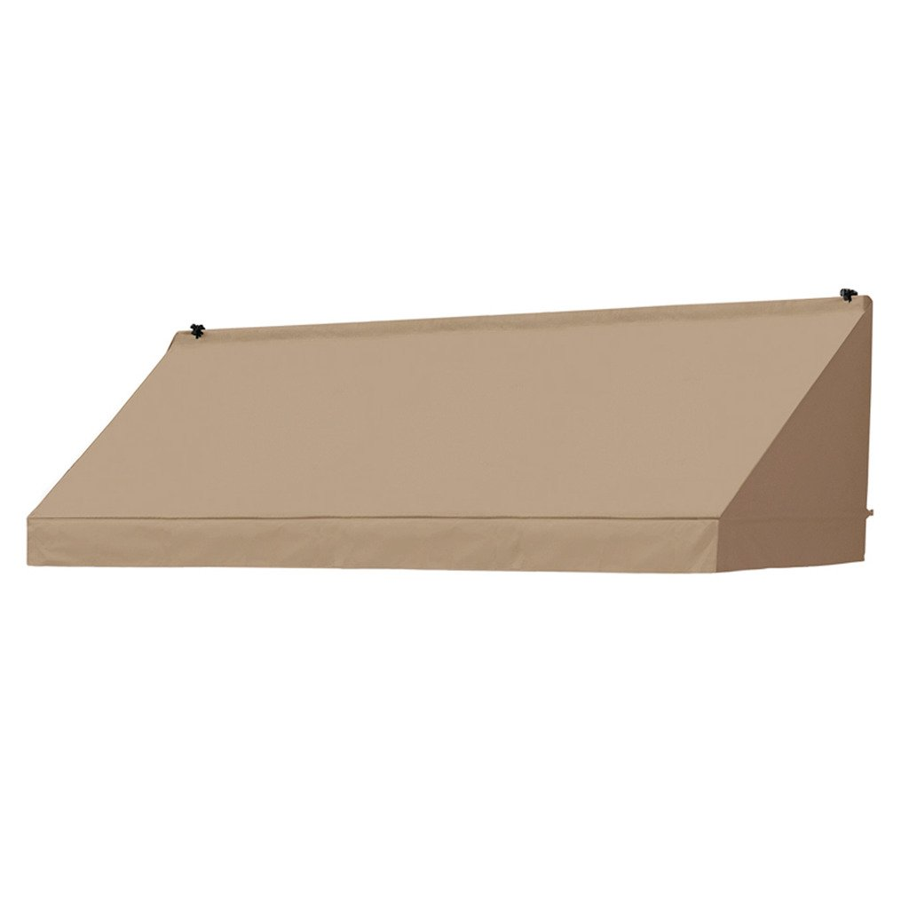 Classic 4ft. Door Canopy in a Box Replacement Cover Color: Sand