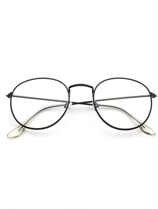 CLASSIC VINTAGE 70s RETRO Style SUN GLASSES Black Octagon Frame Blue Mirror Lens