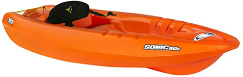Pelican Kayak Sonic 80X Sit-On-Top Recreational Kayak