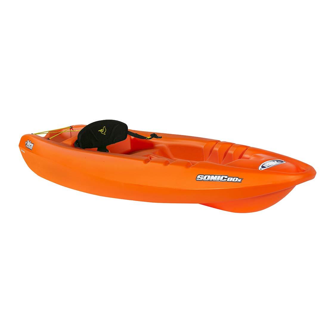 Pelican Kayak Sonic 80X   Sit-On-Top Recreationnal Kayak by Pelican