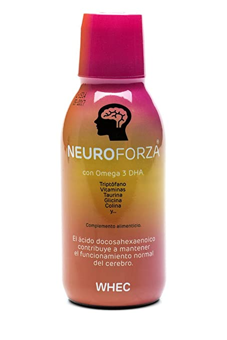 Whec Neuroforza Omega 3-250 ml