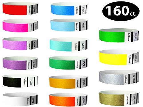 Goldistock Wristbands Ultimate Variety Colors product image