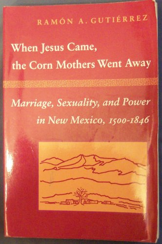 When jesus came the corn mothers went away thesis