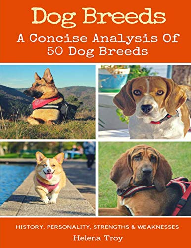 - Dog Breeds: A Concise Analysis of 50 Dog Breeds