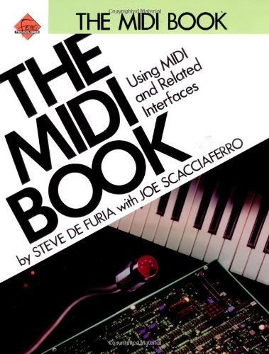 - The MIDI Book (Syntharts Series)