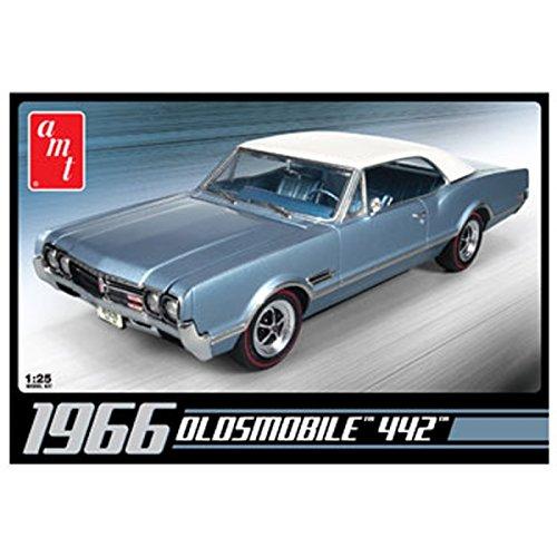 プラッツ 1/25 1966 オールズモービル 442 プラモデル AMT689