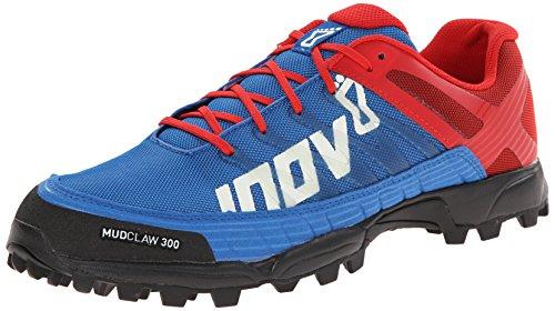 Inov-8 Mudclaw 300 Scarpa Da Trail Running Blu / Rossa