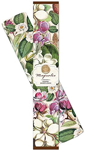 Michel Design Works Scented Drawer Liners, Magnolia